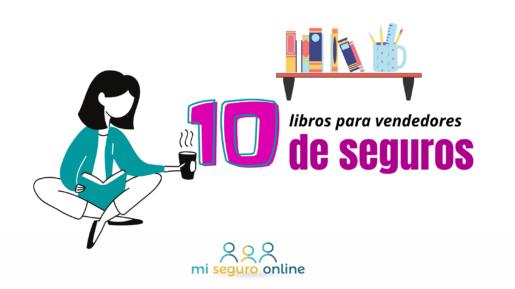 10 LIBROS VENDEDORES DE SEGUROS